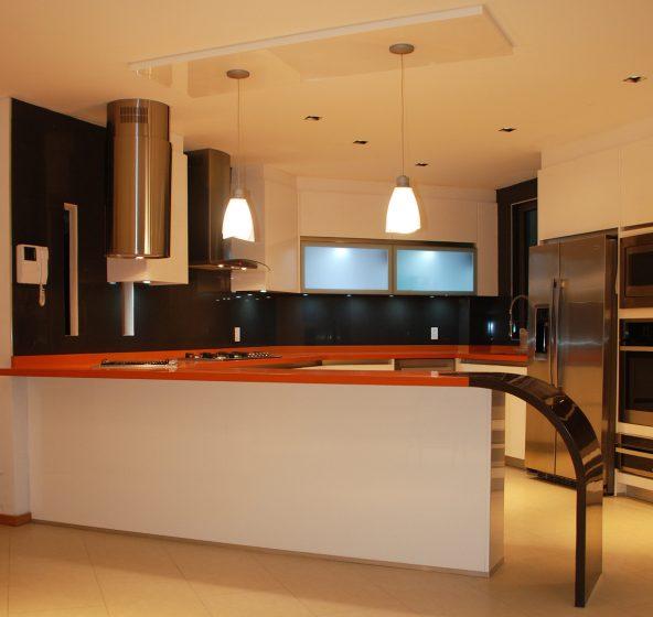 C mo iluminar cocinas lightroom - Iluminacion para cocina ...