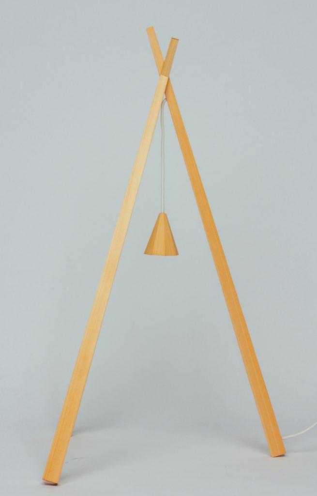 Matsumata Lamp. Fuente mitsuekido.com