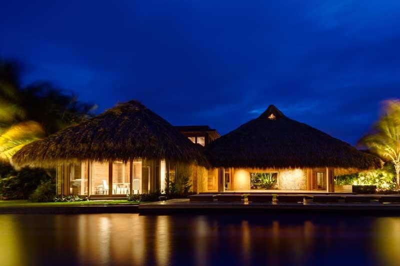 Casa en el Pacífico