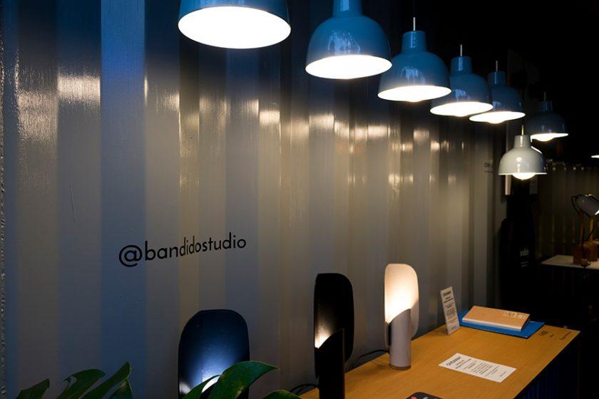 BO Lamp por Bandido Studio en Diseño Contenido