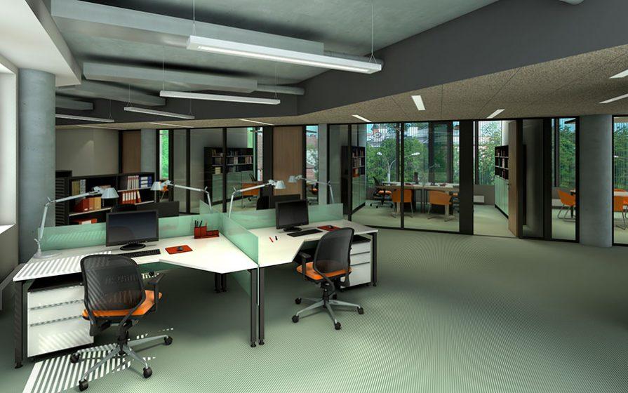 Haz Luz - Iluminación espacio de trabajo