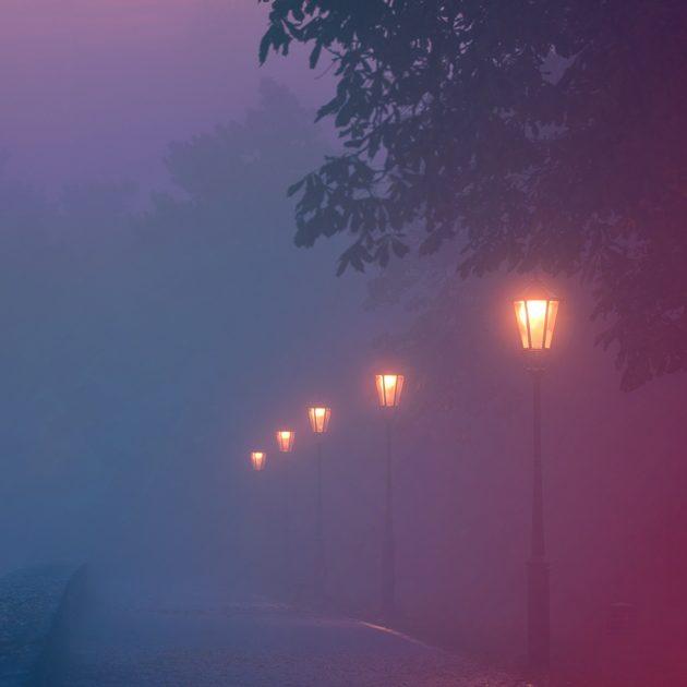 Diseñar iluminación desde la oscuridad