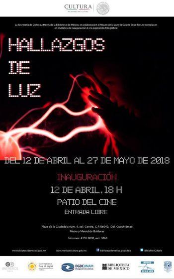 Hallazgos de Luz - Exposición Fotográfica
