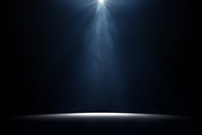 Spotlight - Ángulos de apertura