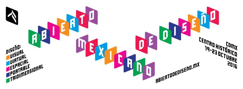 Abierto Mexicano de Diseño 2016