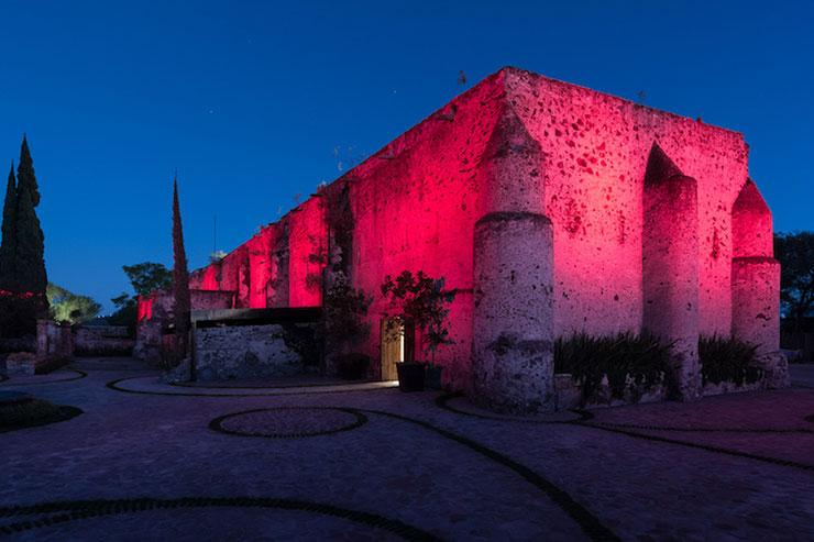 Casa Fuerte, México