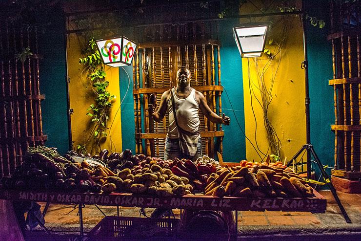 Night-Time, Cartagena
