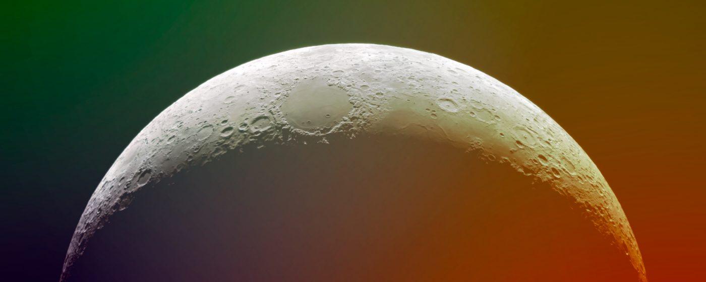 ¿Qué esconde la Luna?