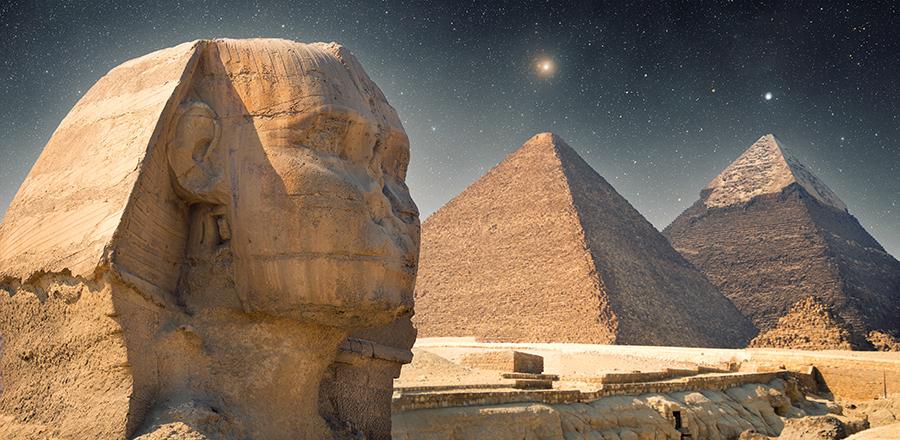 Estrella de Belén - Egipto