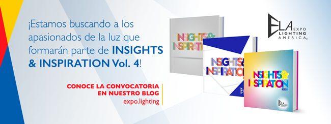Convocatoria INSIGHTS & INSPIRATION