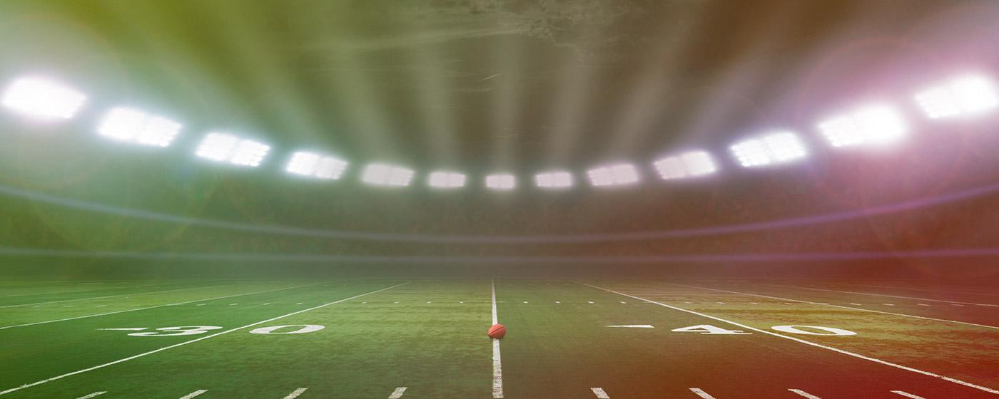 Deportes e iluminación - Estadio