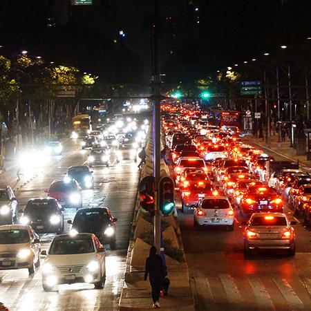 LightPlaces - Paseo de la Reforma
