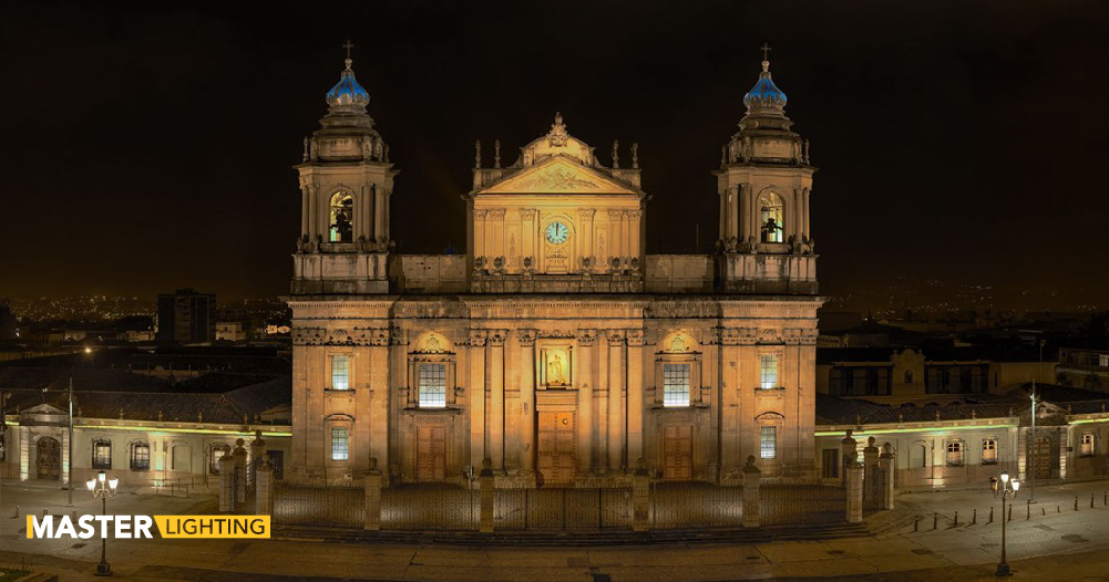 Catedral de Guatemala - Construlita Lighting Awards
