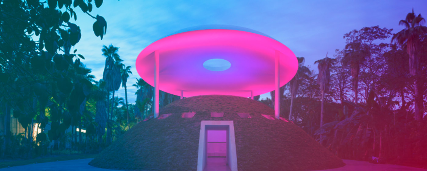 Encounter - James Turrell - Paola Jose