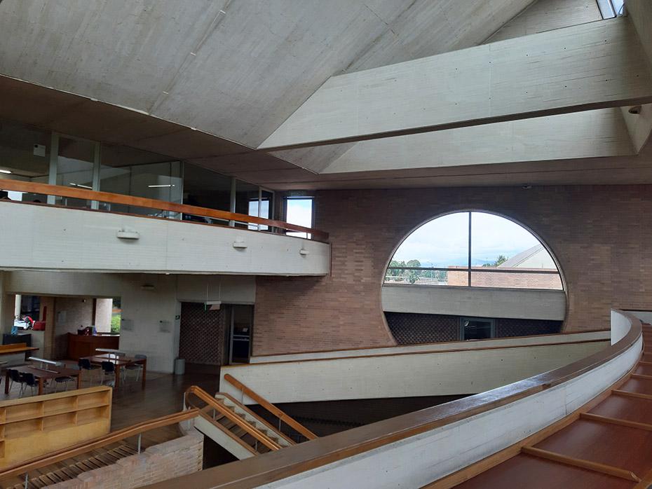 Biblioteca Virgilio Barca