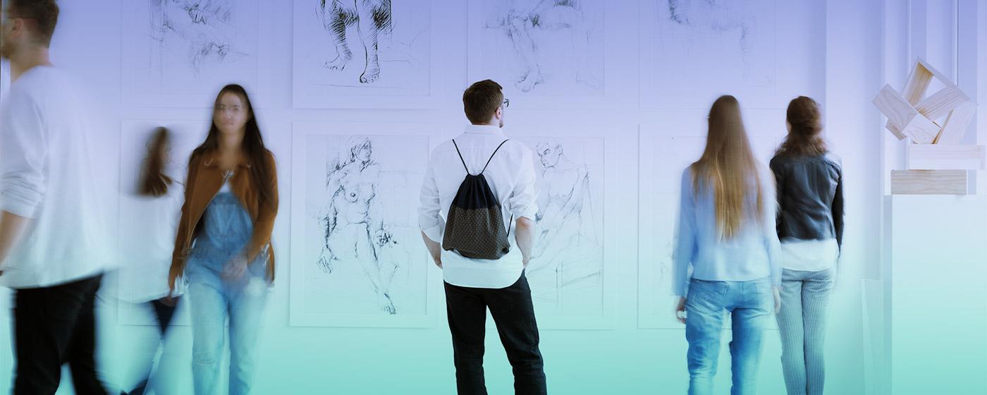 Zumtobel - Luz para el arte y la cultura - lightroom.lighting
