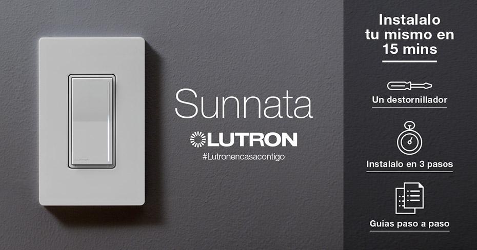 Lutron - Sunnata
